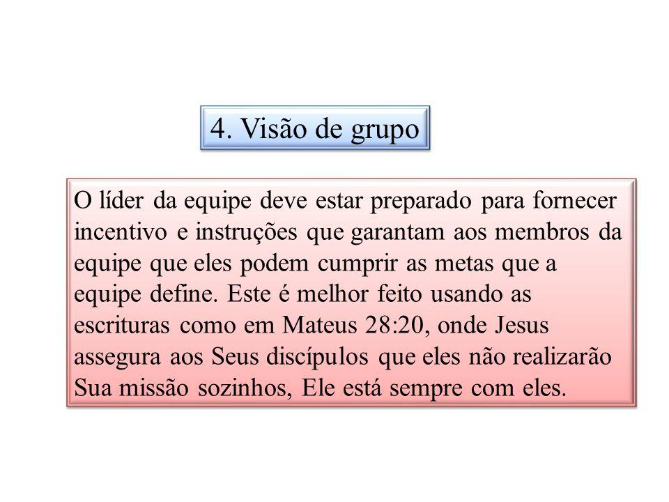4. Visão de grupo