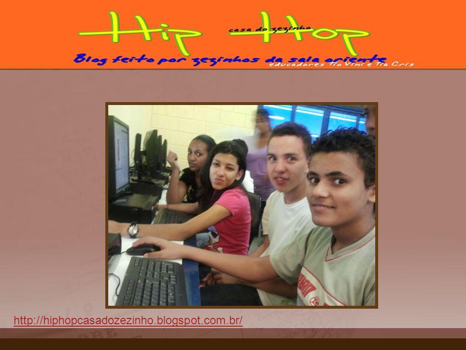 Turma do blog http://hiphopcasadozezinho.blogspot.com.br/