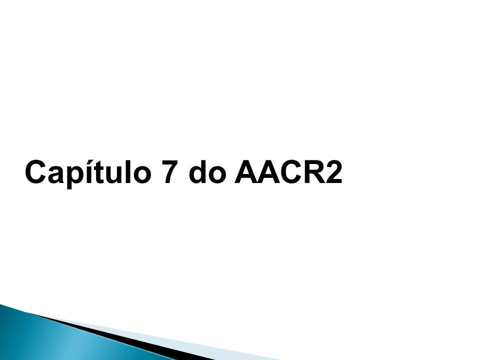 Capítulo 7 do AACR2