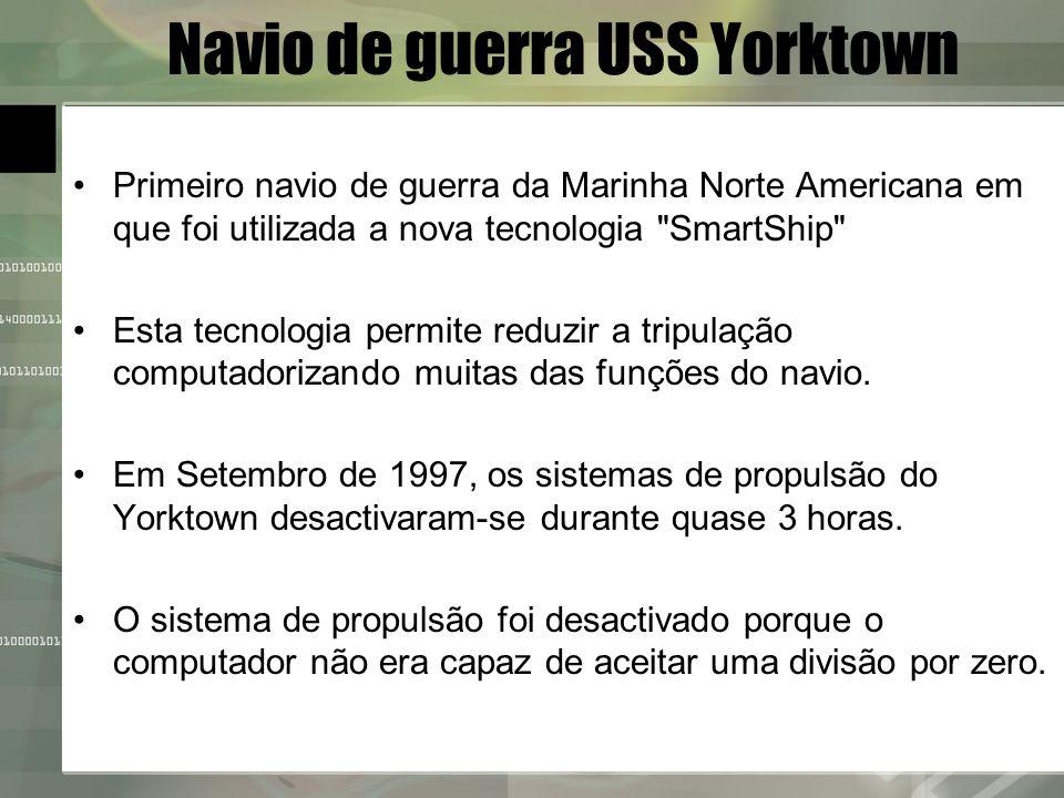 Navio de guerra USS Yorktown