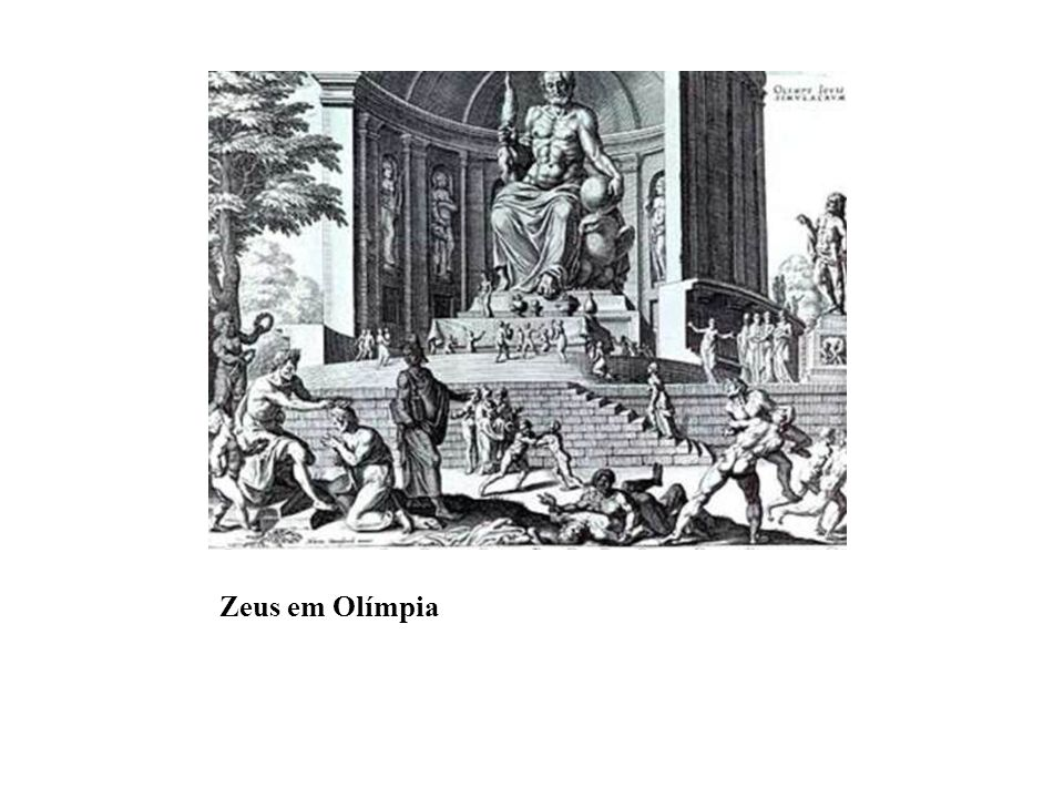 Zeus em Olímpia