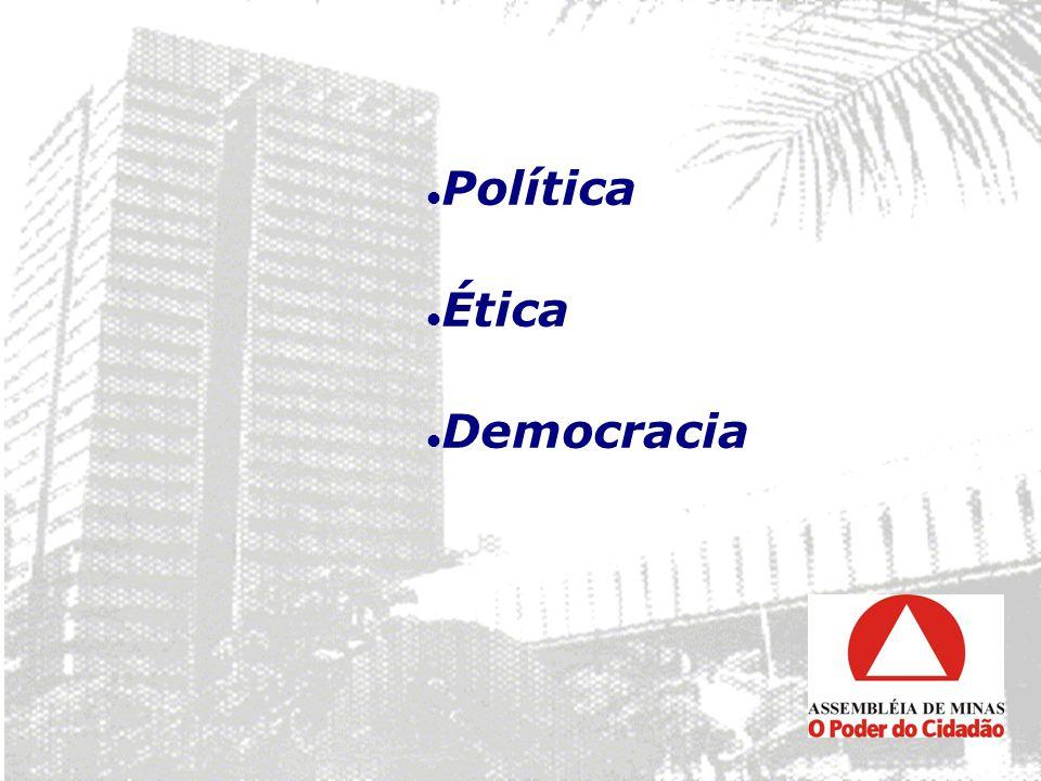 Política Ética Democracia 9