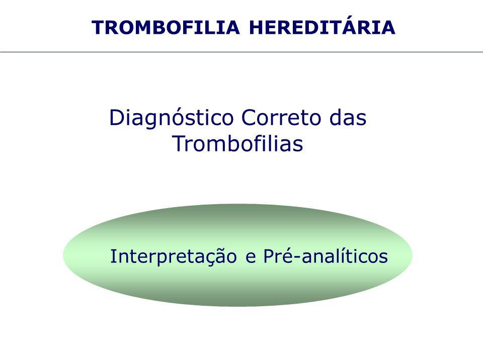 TROMBOFILIA HEREDITÁRIA