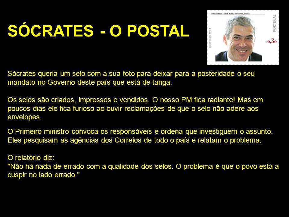 SÓCRATES - O POSTAL