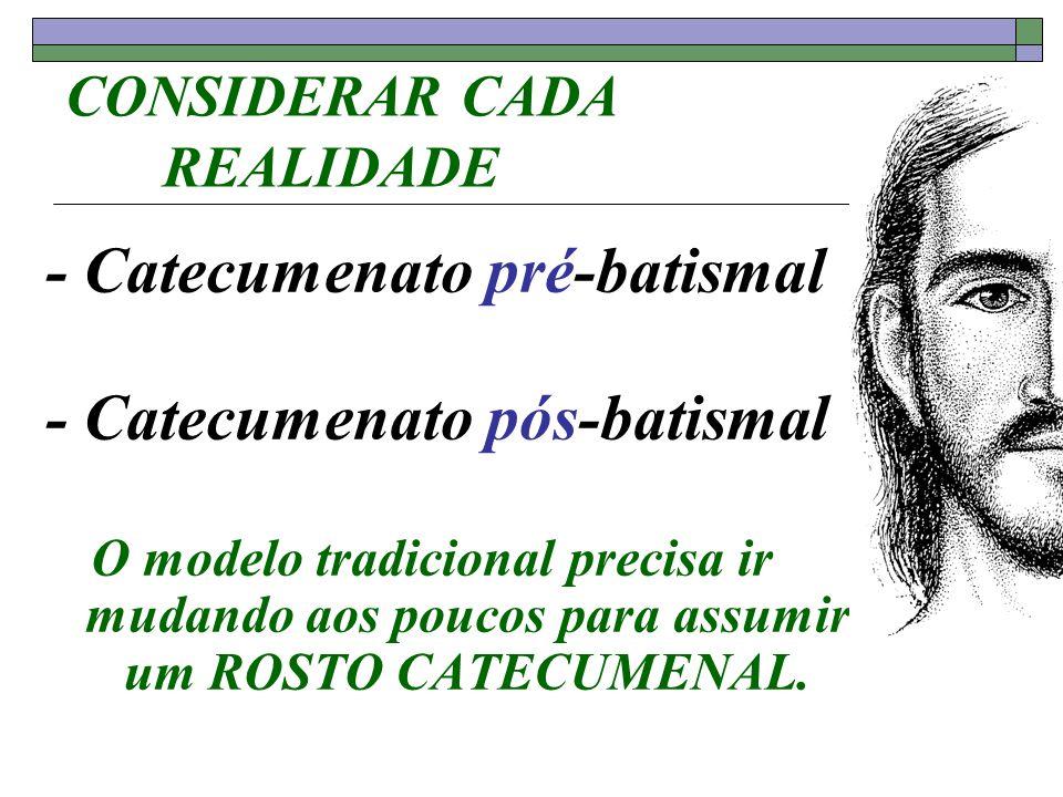 CONSIDERAR CADA REALIDADE