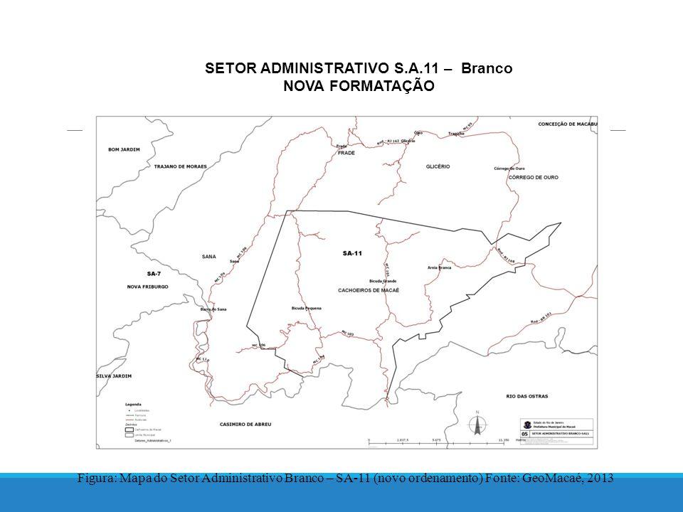 SETOR ADMINISTRATIVO S.A.11 – Branco