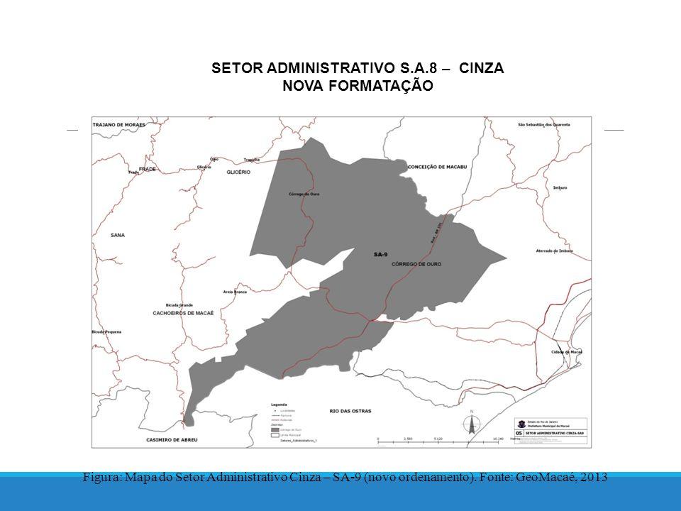 SETOR ADMINISTRATIVO S.A.8 – CINZA