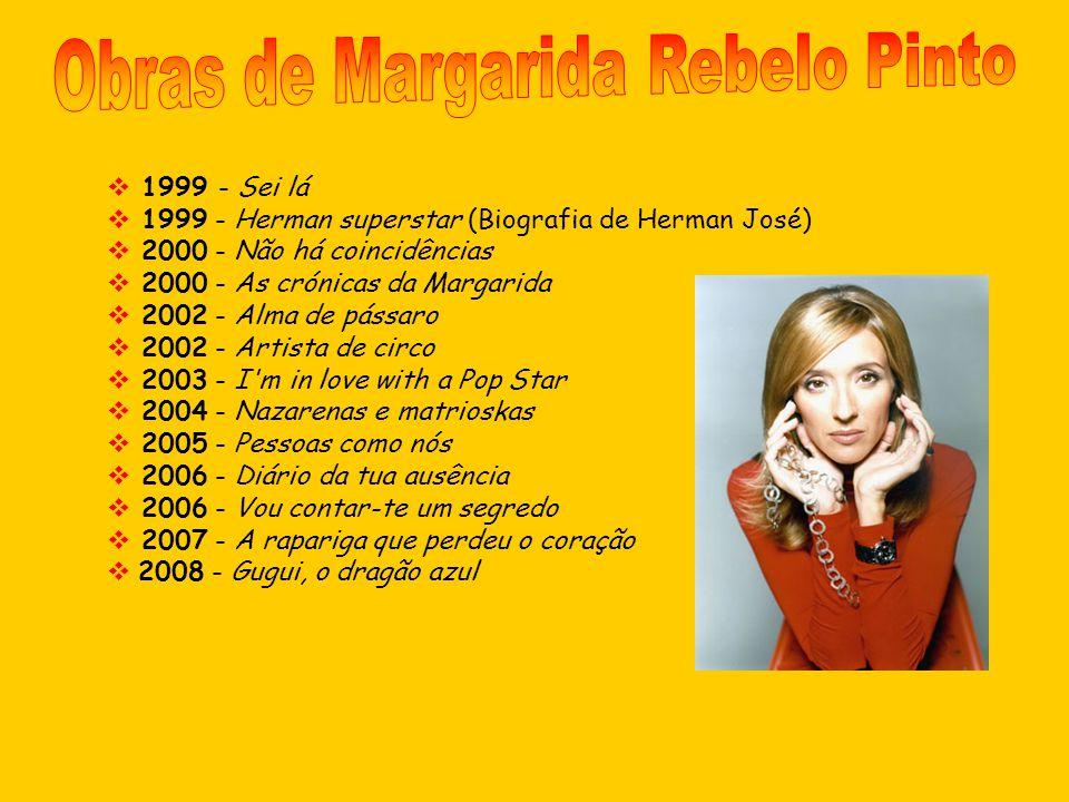 Obras de Margarida Rebelo Pinto