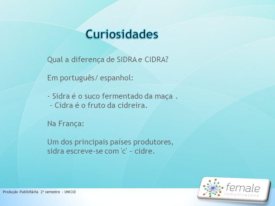 Curiosidades Qual a diferença de SIDRA e CIDRA