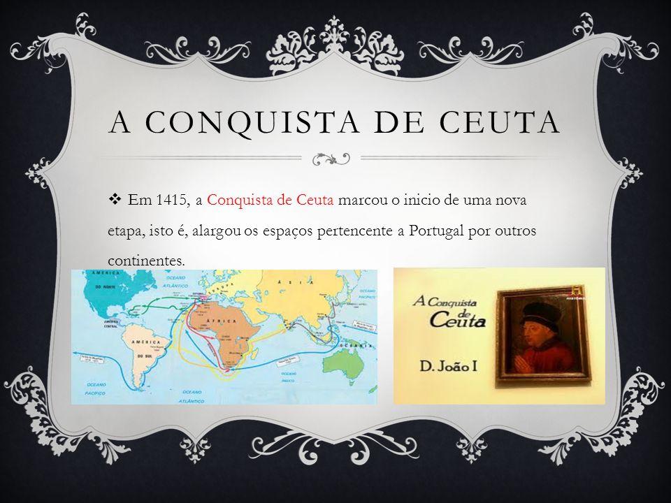 A conquista de Ceuta