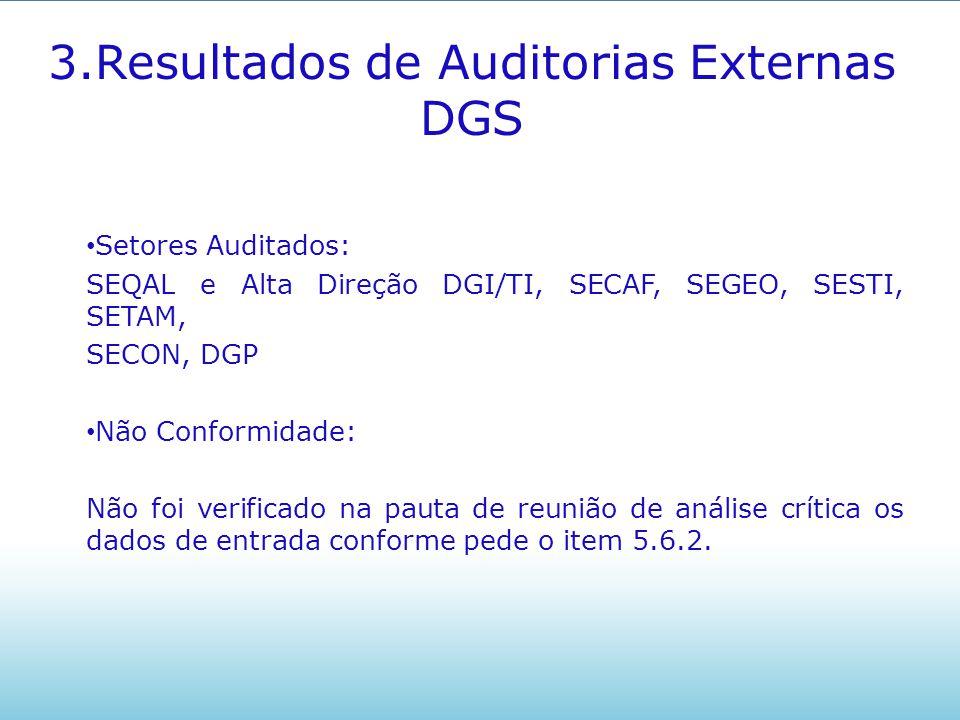 3.Resultados de Auditorias Externas DGS