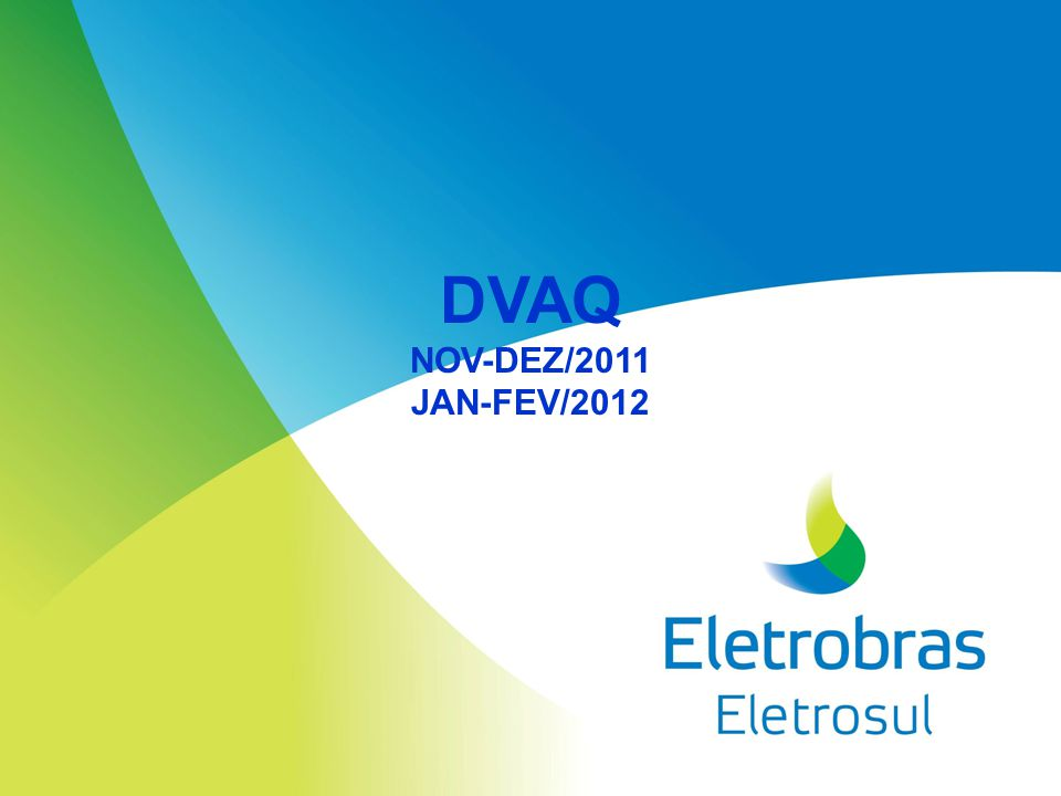 DVAQ NOV-DEZ/2011 JAN-FEV/2012