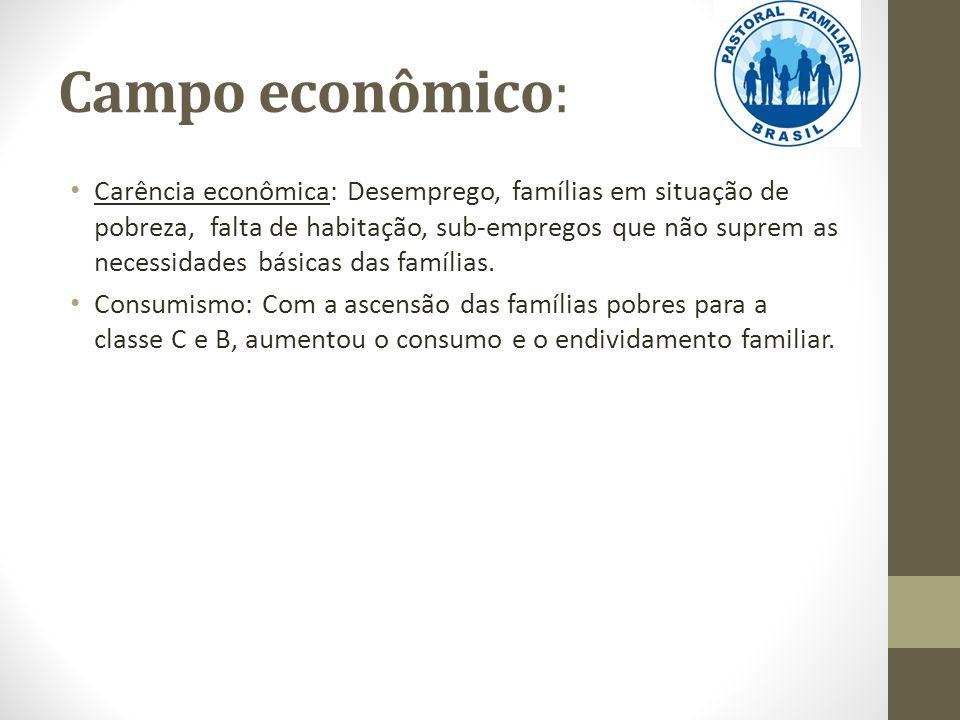 Campo econômico: