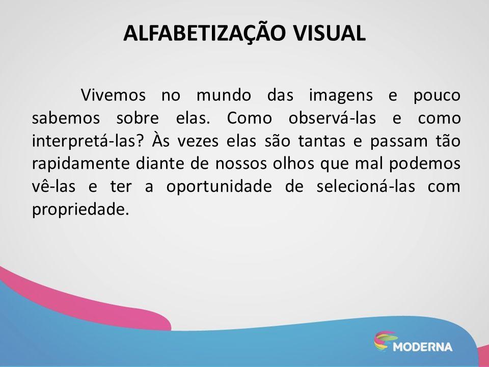 alfabetização visual