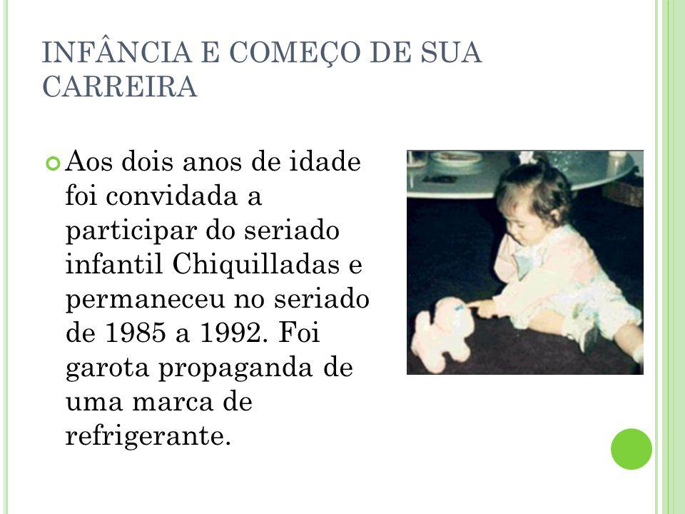 INFÂNCIA E COMEÇO DE SUA CARREIRA