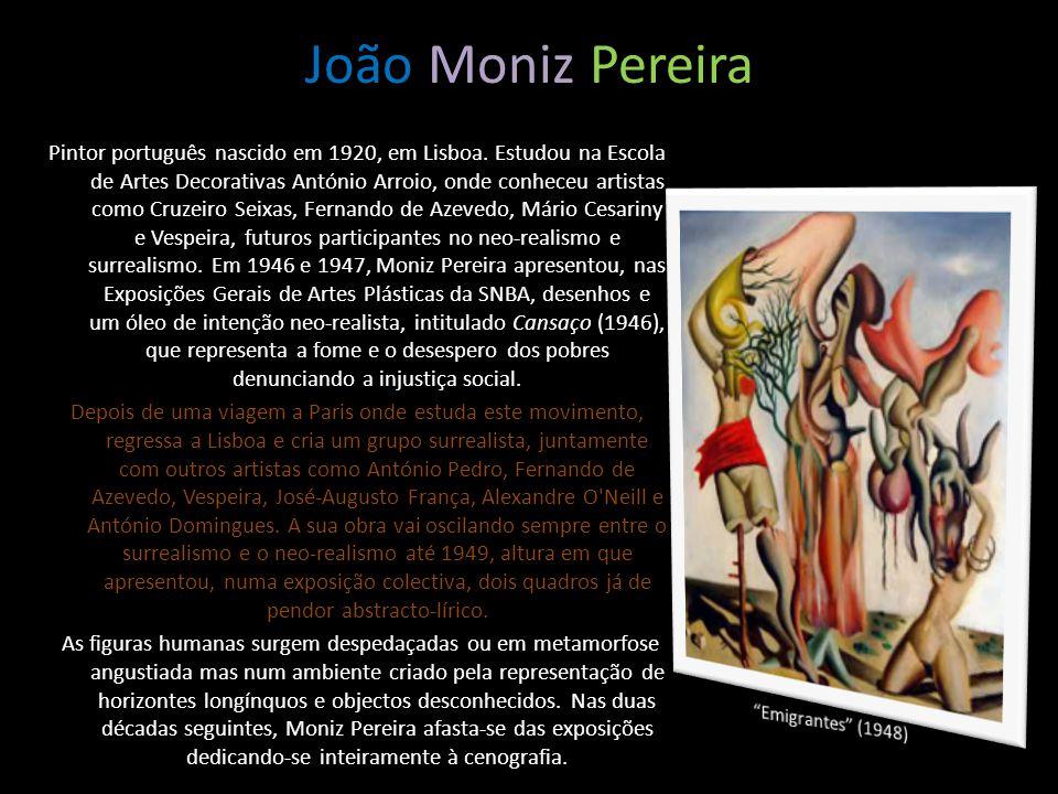 João Moniz Pereira