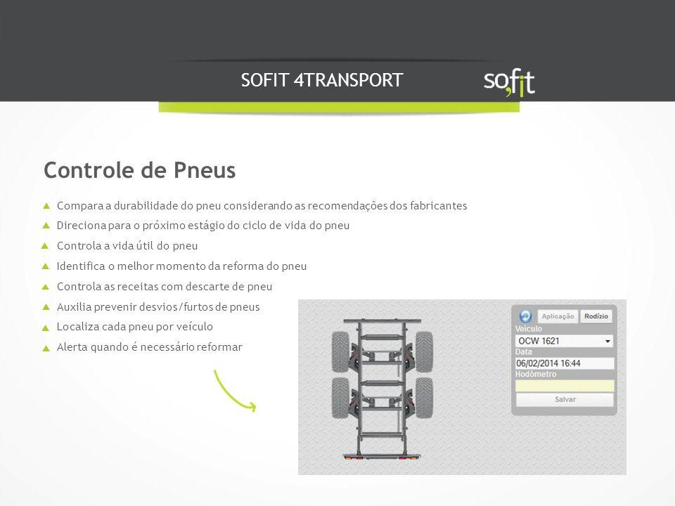 Controle de Pneus SOFIT 4TRANSPORT