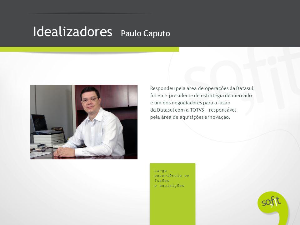 Idealizadores Paulo Caputo