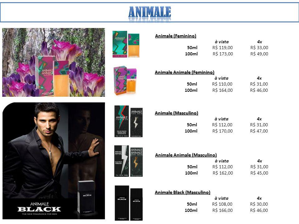 ANIMALE Animale (Feminino) à vista 4x 50ml R$ 119,00 R$ 33,00