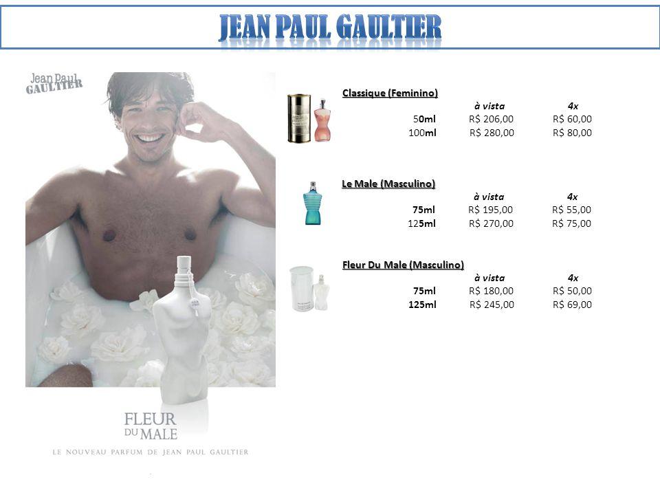 Jean paul gaultier Classique (Feminino) à vista 4x