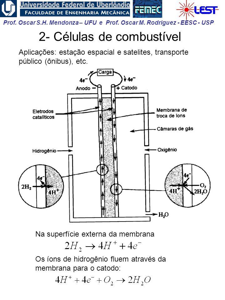 2- Células de combustível