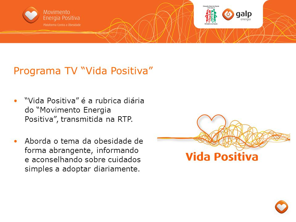 Programa TV Vida Positiva