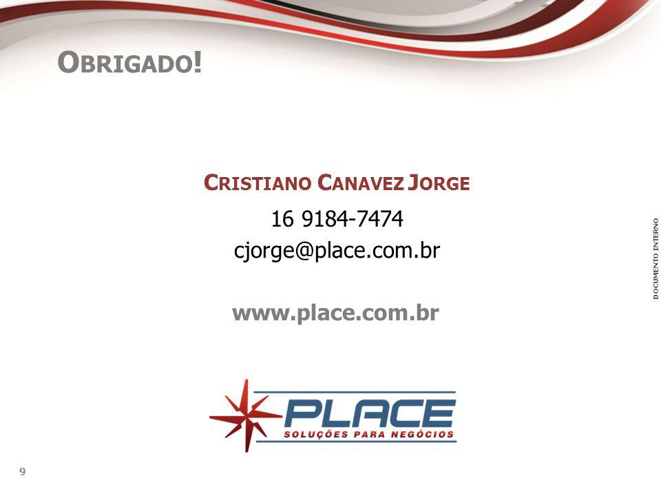 Cristiano Canavez Jorge