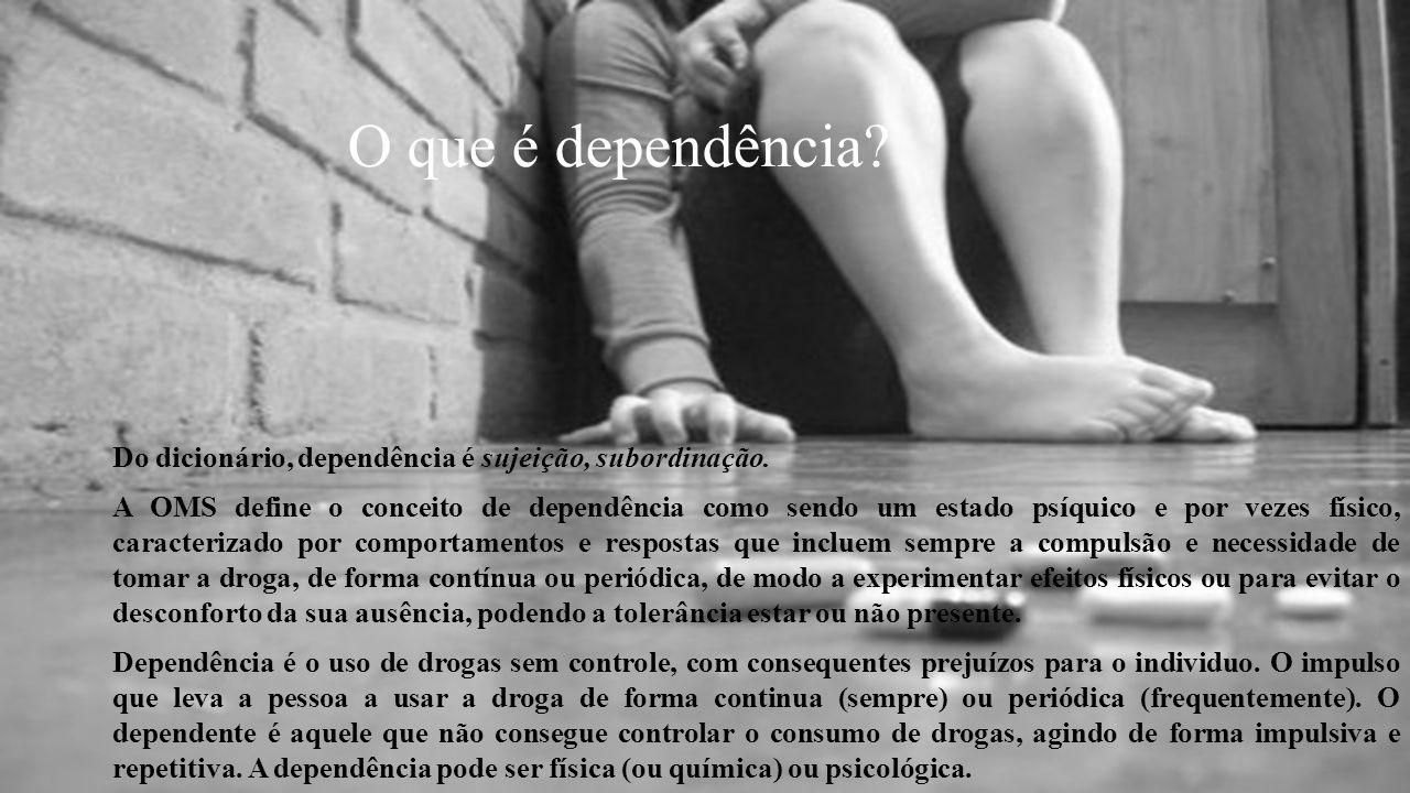 O que é dependência