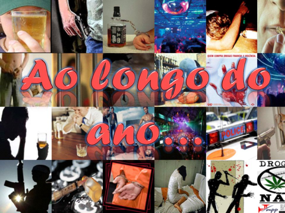 Ao longo do ano…