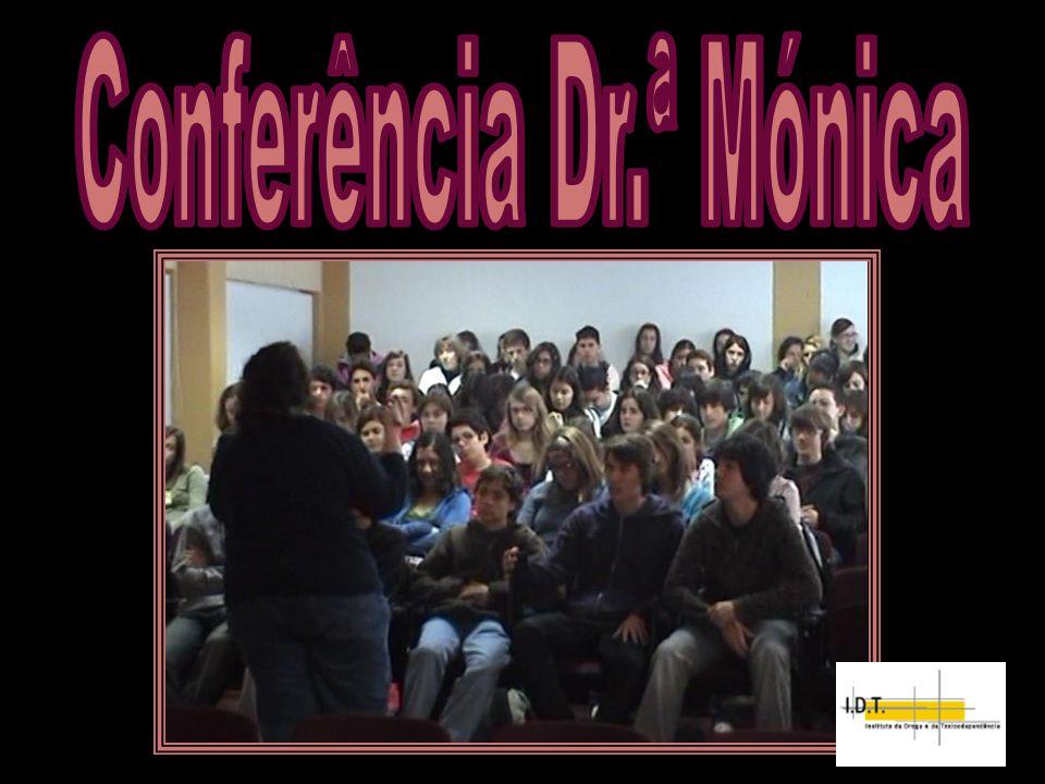Conferência Dr.ª Mónica