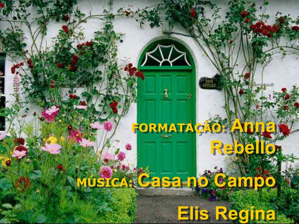FORMATAÇÃO: Anna Rebello