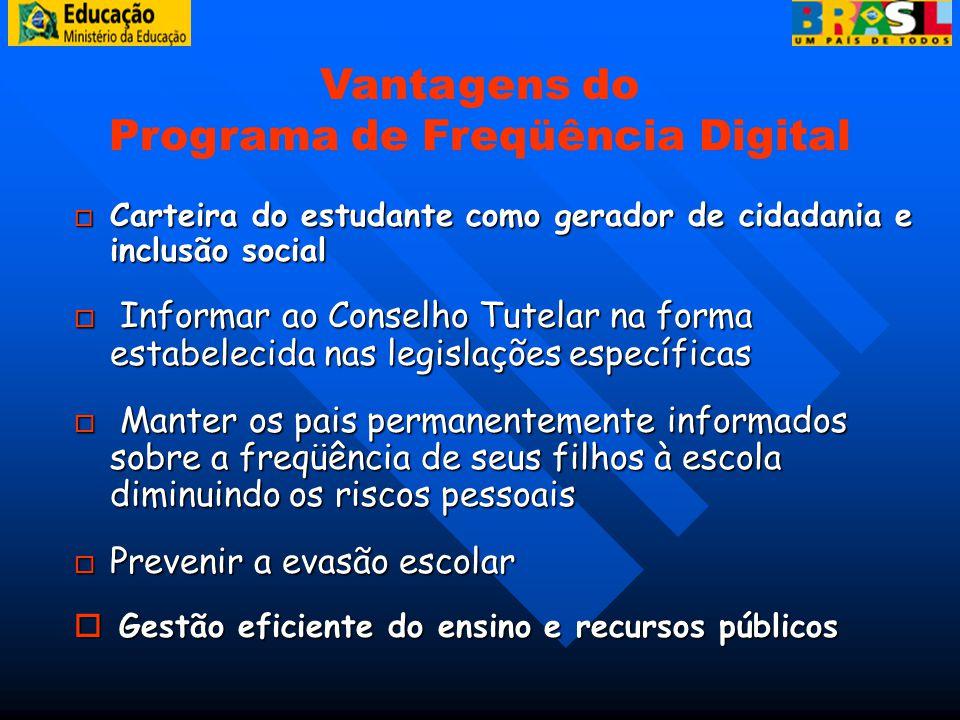 Programa de Freqüência Digital