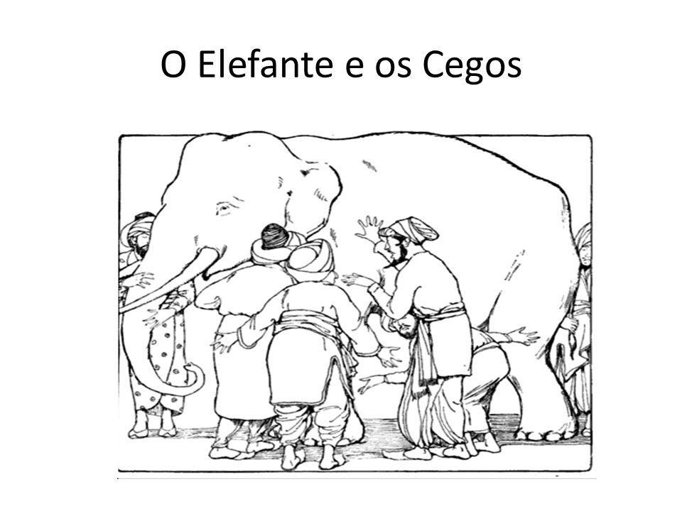 O Elefante e os Cegos