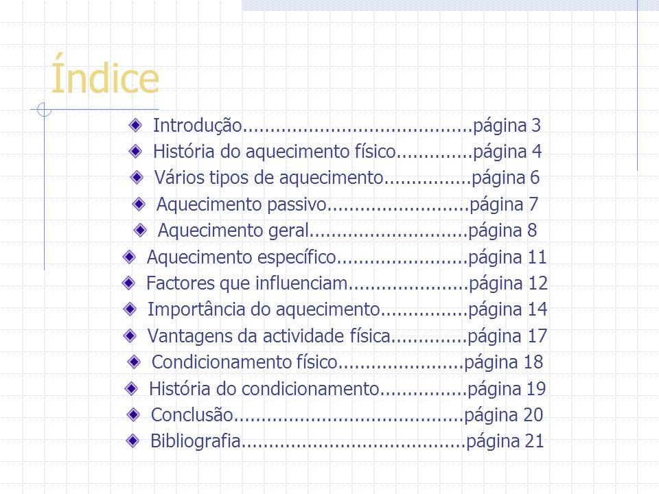 Índice Introdução..........................................página 3