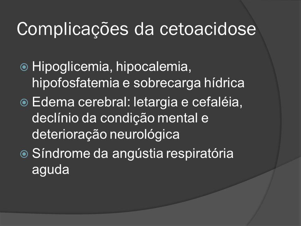 Complicações da cetoacidose