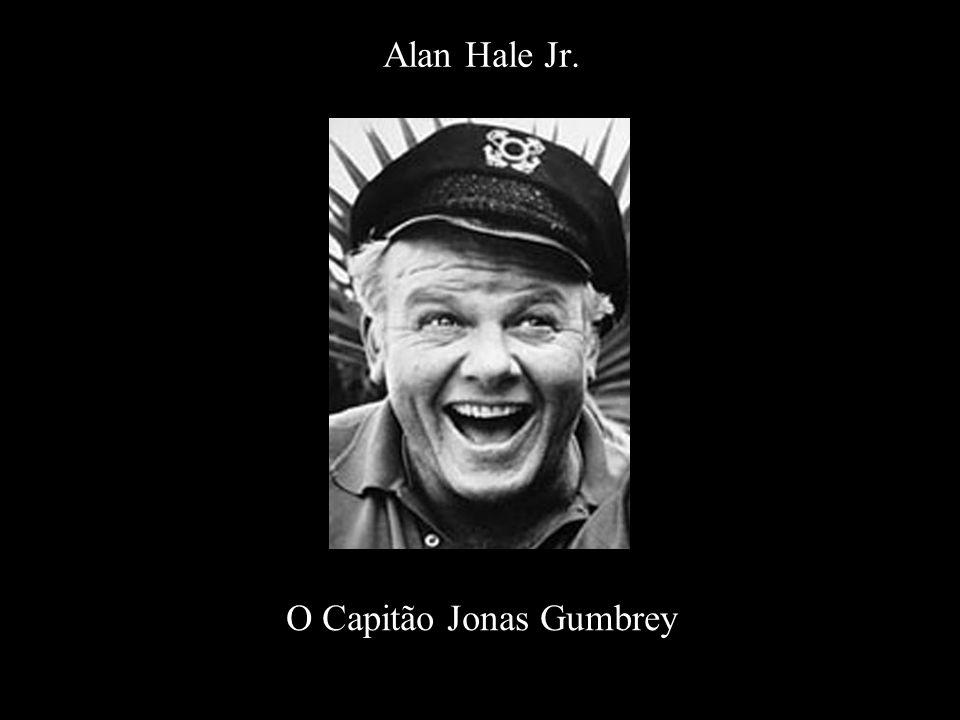 O Capitão Jonas Gumbrey