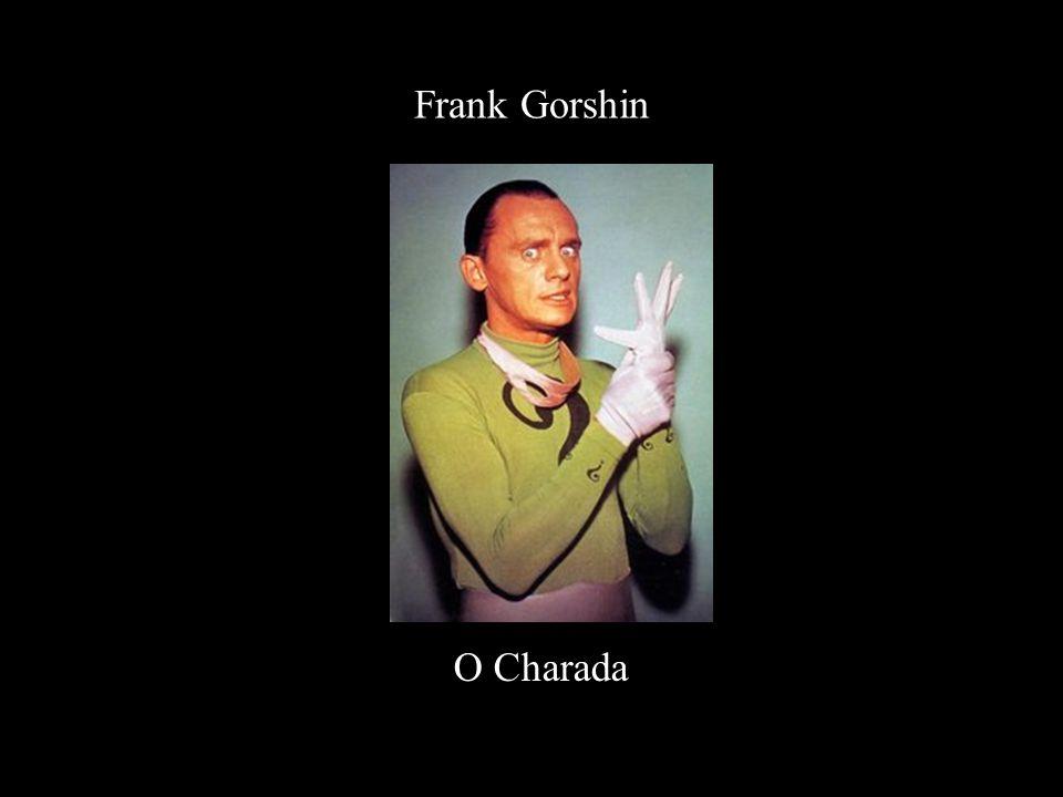 Frank Gorshin O Charada