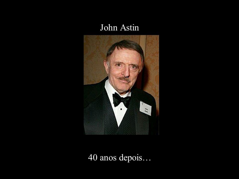 John Astin 40 anos depois…