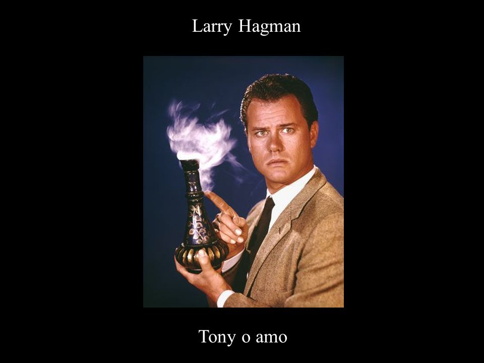 Larry Hagman Tony o amo