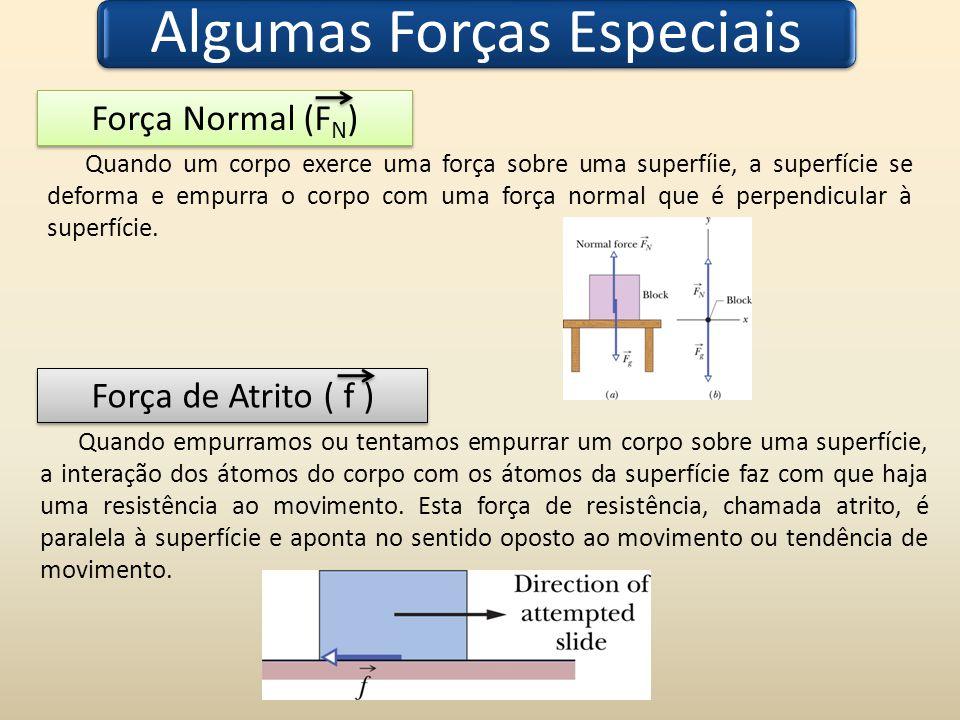 Algumas Forças Especiais