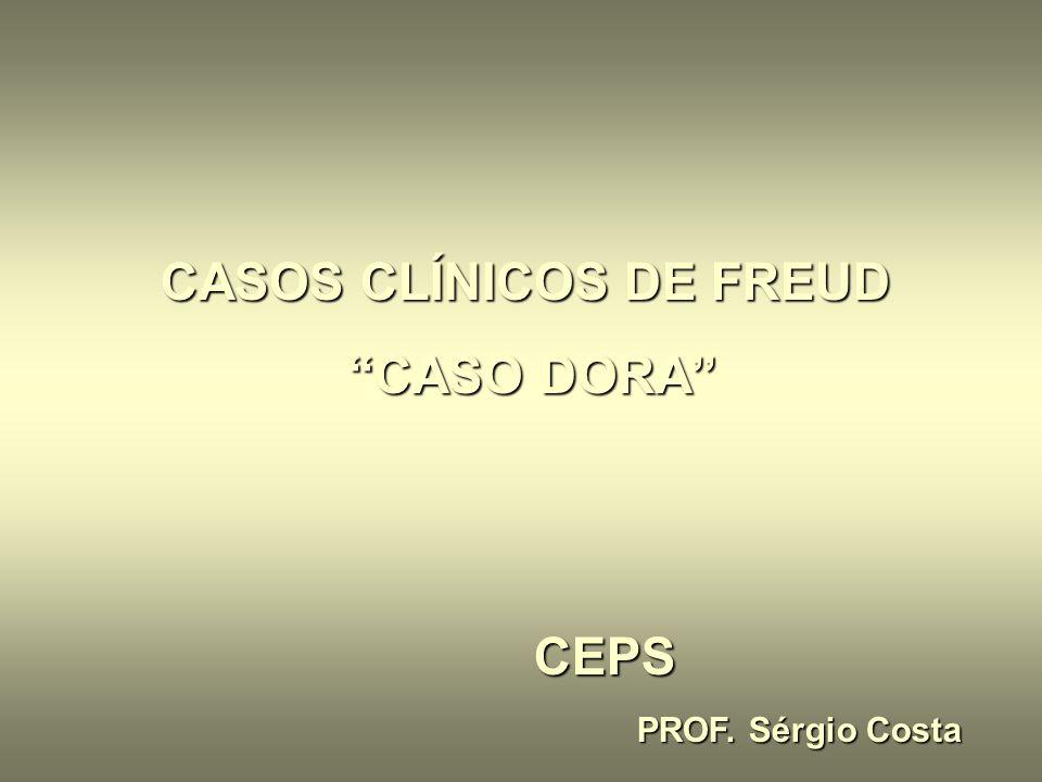 CASOS CLÍNICOS DE FREUD
