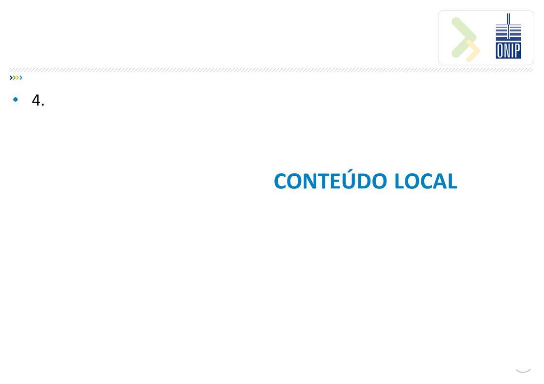 4. CONTEÚDO LOCAL