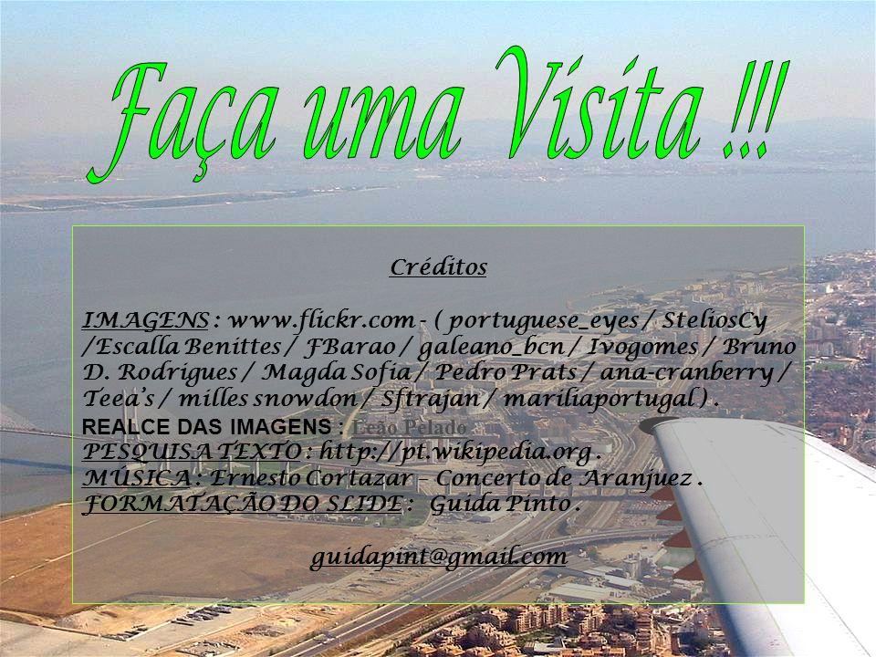 Faça uma Visita !!! Créditos