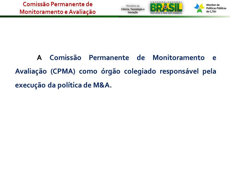 Comissão Permanente de Monitoramento e Avaliação
