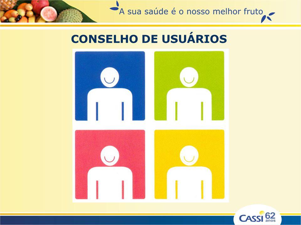 CONSELHO DE USUÁRIOS