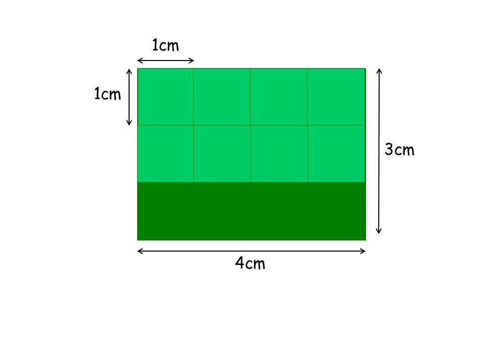 1cm 1cm 3cm 4cm