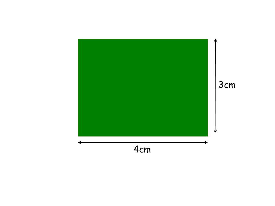 3cm 4cm