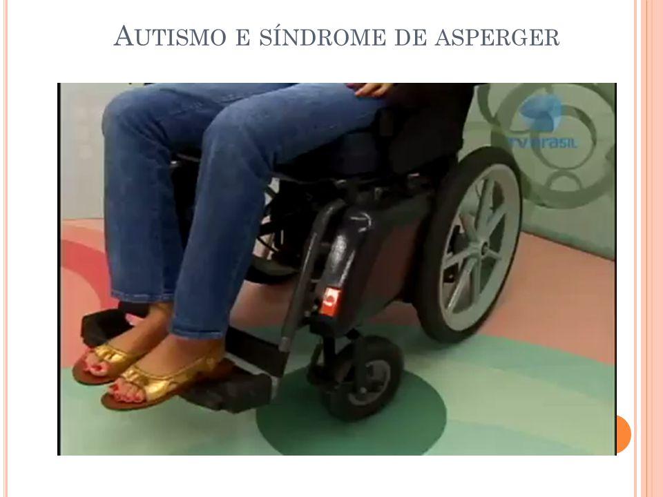 Autismo e síndrome de asperger