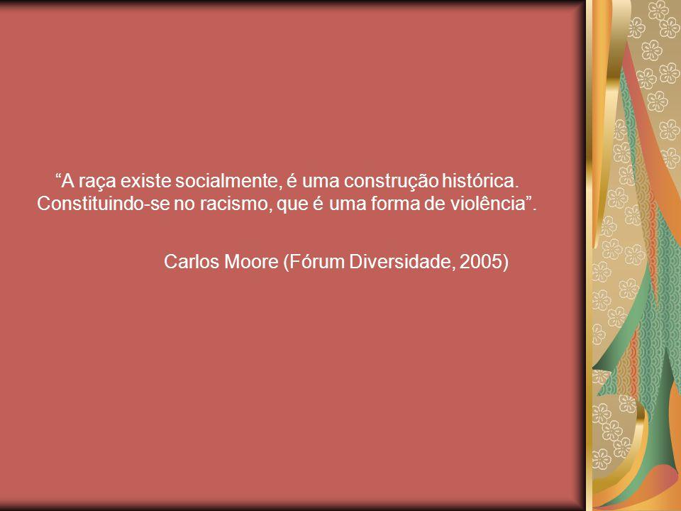 Carlos Moore (Fórum Diversidade, 2005)
