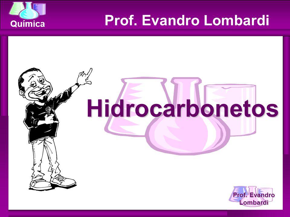 Prof. Evandro Lombardi Hidrocarbonetos